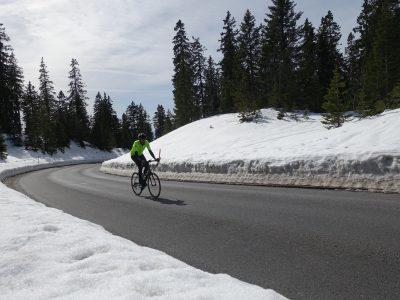 winter bike training