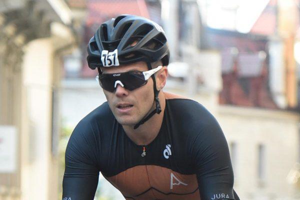 Lausanne Triathlon cycle