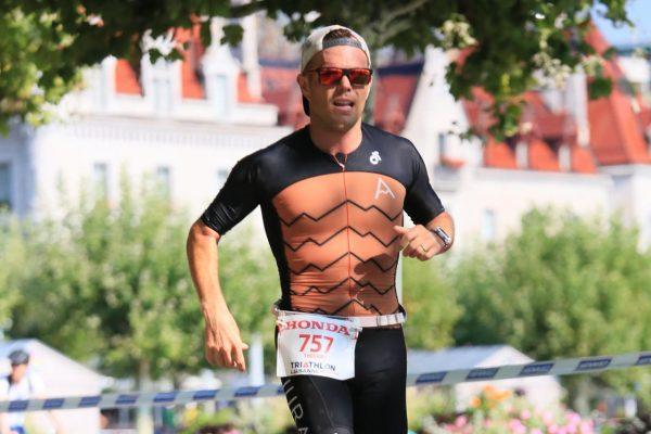 Lausanne Triathlon run